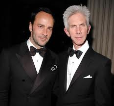 tom ford and his creepy old boyfriend at a charity event Kristin Chenoweth hot sexy rare promo headshot photo shoot sexy blonde goddess dance singer hottie