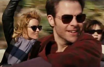 people like us hot chris pine elizabeth banks promo press still dreamworks film star trek