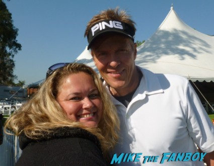 mike the fanboy hottie pink with a jack wagner fan photo hot sexy rare promo jack wagner now jack wagner 2012 hot rare signing autographs for fans