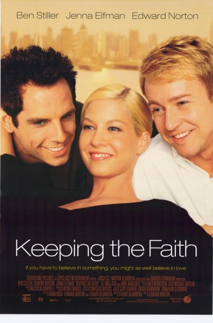 Cast Keeping The Faith : Meeting jenna elfman dharma and greg star signed signing