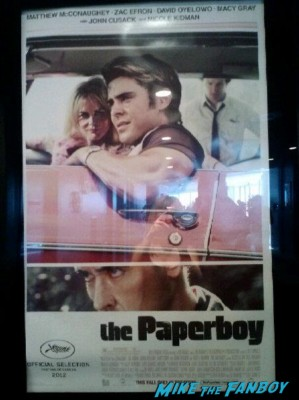 The paperboy q and a with nicole kidman and lee daniels afor sag hot sexy rare promo mouin rouge star the others