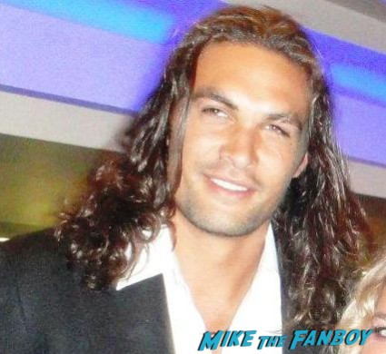 jason momoa hot sex shirtless promo photo muscle abs rare promo sexy game of thrones stargate conan
