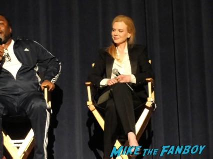 Nicole kidman and lee daniels the paperboy q and a rare signing autographs for fans hot sexy moulin rouge star the others