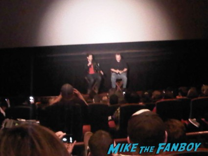 Josh peck q and a in chicago at a screening of red dawn rare ain't it cool news chicago movie review press photo