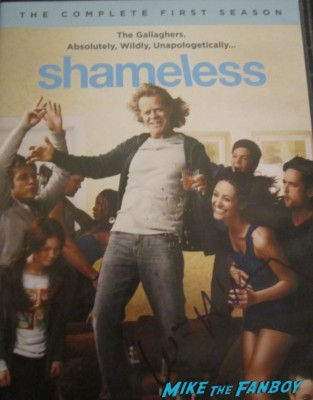 william h. macy signed autograph shameless rare promo dvd cover mystery men pleasantville fargo