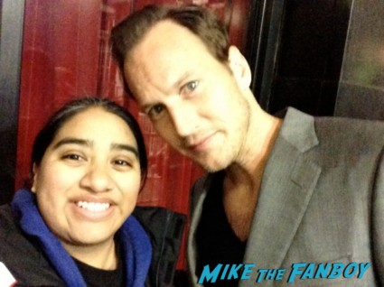 patrick wilson signed autograph signing autographs for fans fan photo rare promo watchmen star sexy