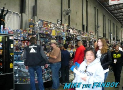 Nuke The Fridge 2012 at frank and sons in the city of industry stan lee signing autographs rare