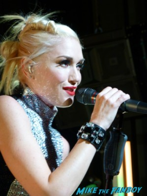 no doubt live in concert gibson ampitheater los angeles california 2012 gwen stefani tony kanal rare promo