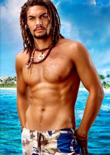 jason momoa hot sex shirtless promo photo muscle abs rare promo sexy game of thrones stargate conan