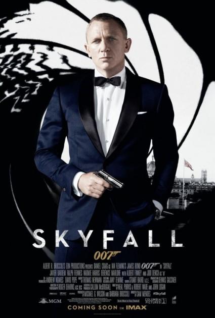 Daniel Craig rare skyfall promo movie poster hot sexy james bond 007 new movie blonde rare promo