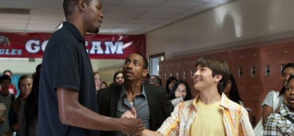 thunderstruck press promo still photo kevin durant basketball players in the locker room hot