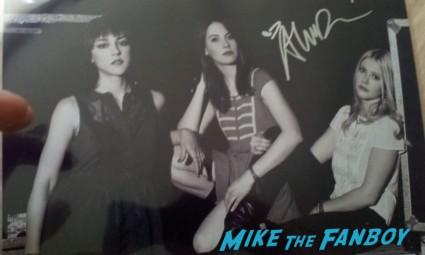 Alison Brie signed autograph hot sexy community mad men star rare promo hot rare