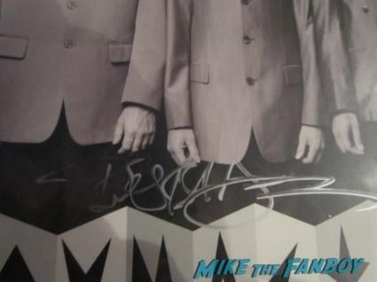 Billy bob thornton signed autograph sling blade rare bad santa dvd cover photo rare promo lauren graham promo rare