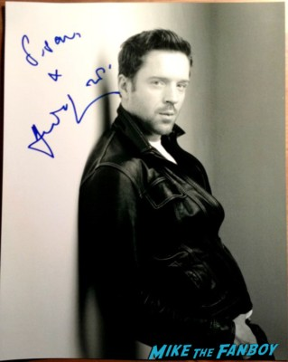 Damian Lewis signed autograph signature photo rare promo homeland band of brothers star sex rare promo sultry signed photograph photo