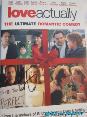 colin firth signed autograph love actually dvd cover rare promo hot academy award winner rare promo Billy Mack bill nighy rare christmas promo still sexy dancers keira knightly in love actually rare press promo movie still Hugh grant in love actually promo press movie still hot rare prime minister love actually uk quad mini movie poster promo press promo still emma thompson liam neeson hugh grant bill nighy alan rickman
