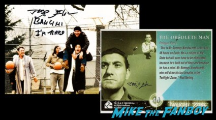 Josip Elic signed autograph photo rare promo hot character actor one flew over the cuckoo's Nest