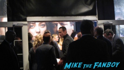Kevin Durand Scott Grimes at the les miserables movie premiere in new york city rare promo