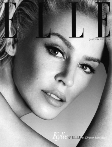 Kylie-Minogue-Elle-UK-kylie-minogue-elle-uk-january-2013 hot sexy rare photo shoot abbey road sessions acoustic rare promo hot all the lovers flower