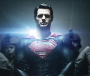Man Of Steel teaser movie poster Henry Cavill hot sexy muscle superman sex rare zack snyder movie poster promo