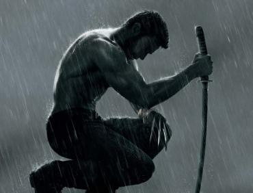 The Wolverine one sheet movie poster 2013 rare promo X Men origins hugh jackman naked shirtless promo poster rare hot sexy rare hot x men superhero