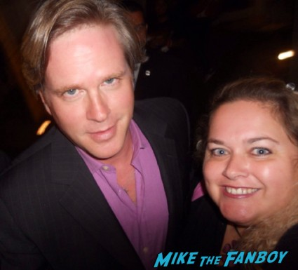 cary elwes fan photo rare hot sexy star signing autographs for fans hot sexy promo photo new years eve rare photo shoot