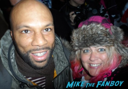 common fan photo rare hot sexy star signing autographs for fans hot sexy promo photo new years eve rare photo shoot