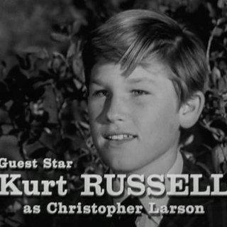 kurt-russell-movies-and-films-and-filmography child star rare promo photo christopher larson photo rare promo title credit