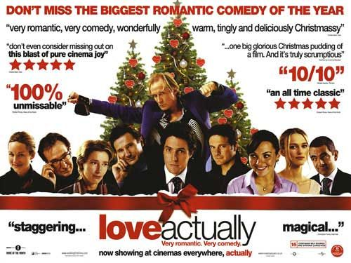 love actually uk quad mini movie poster promo press promo still emma thompson liam neeson hugh grant bill nighy alan rickman