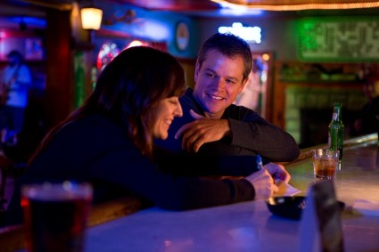 Promised land photo rosemarie dewitt and matt damon in a press still from promised land rare hot promo still