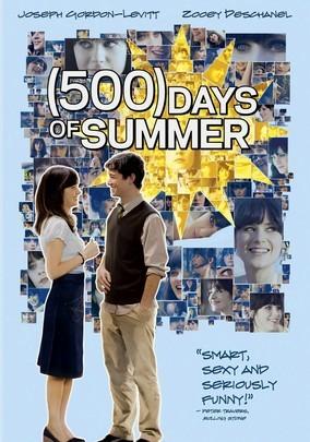 500 days of summer mini movie poster promo hot zooey deschanel joseph gordon levitt rare promo movie hot