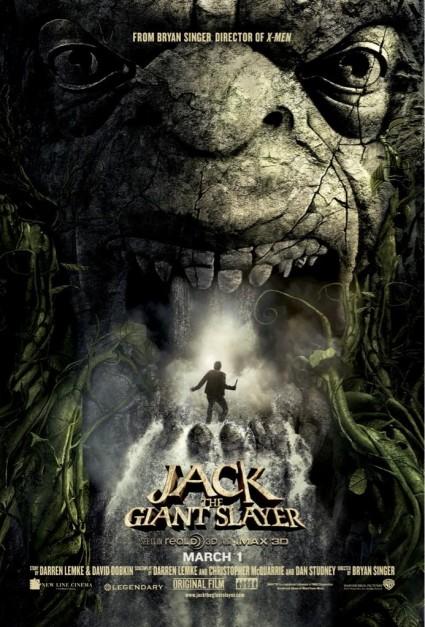 Jack the giant slayer one sheet movie poster teaser poster promo ewan Mcgregor bryan singer  hot kids poster