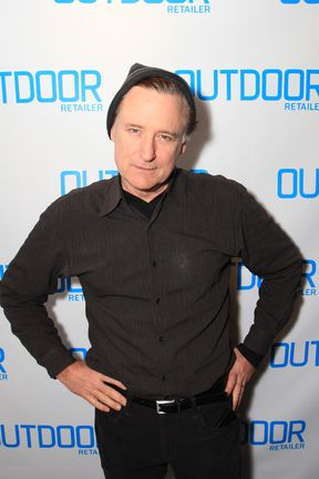 Bill Pullman Outdoor Retailer Innovation party sundance film festival 2013 rare hot snow