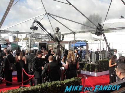 SAG Awards red carpet promo photo bleacher seats award shows rare promo