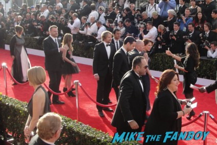 the cast of nurse jackie on the red carpet of the 2013 sag awards red carpet  signed autograph cougar town cast photo rare 2013 sag awards hot sexy star promo