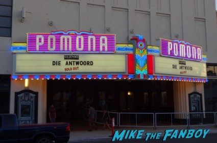 Die Antwoord Concert Review! The Fox Theater Pomona CA August  9, 2012! Photo Gallery!