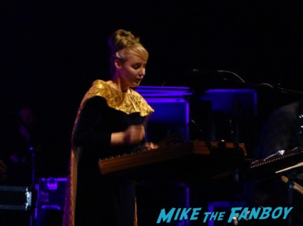 Dead Can Dance  live in concert photo Universal Amphitheatre – Los Angeles, CA – August 14, 2012 Lisa Gerrard and Brendan Perry