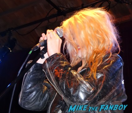 Sky Ferreira concert photo rare The Bootleg Los Angeles CA 9-3-2012 live in concert review rare promo hot sexy singer songstress rare promo