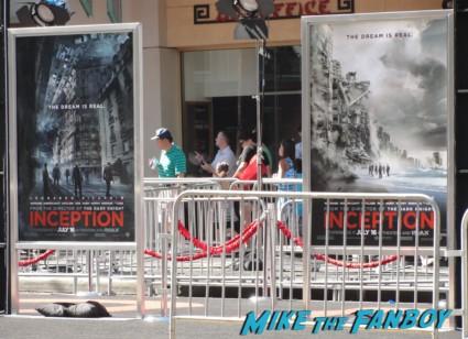 inception movie premiere with tom hardy leonardo dicaprio ellen page joseph gordon levitt rare promo red carpet promo