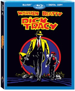 DickTracey blu ray combo pack image press pack promo still dvd cover promo warren beatty madonna