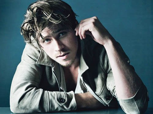 Garrett Hedlund sexy hot details magazine cover rare promo photo shoot sexy hot rare sex on the road tron legacy rare