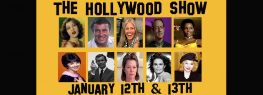 hollywood collector's show slider guest list photo rare january 2013 rare prom cindy williams george lanzby