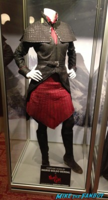 Hansel & Gretel: Witch Hunters 3D Prop And Costume Display the witches Famke Janssen cosplay rare original costume prop promo