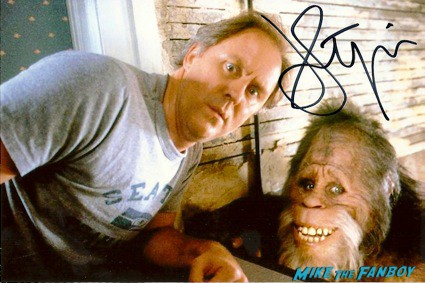 John Lithgow signed autograph harry and the hendersons promo photo dexter hot 3rd rock from the sun
