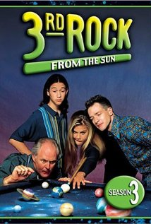 3rd Rock From The Sun cast photo rare promo joseph gordon levitt dvd cover hot sexy rare john lithgow