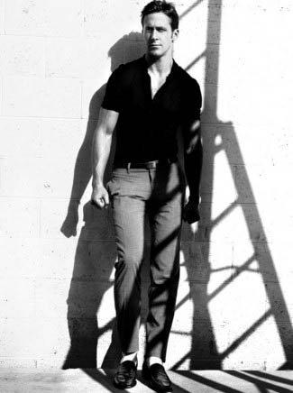 Ryan Gosling gq australia february 2013 magazine cover hot sexy rare promo photo shoot fine rare hot hottie sexy blonde male