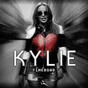 Kylie Minogue Timebomb cd single cover artwork promo hot greatest hits top fifteen songs 2012