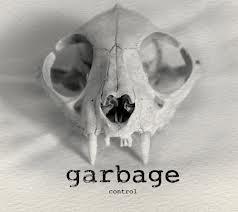 "Garbage – ""Control"" cd single promo cd artwork cover hot promo rare shirley manson"