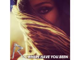 """Rihanna - """"Where Have You Been"""" cd single promo album artwork hot sexy singer chris brown rare"""