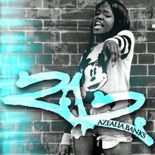 "Azealia Banks (feat. Lazy Jay) ""212"" cd single promo album artwork hot sexy rare promo cover art"