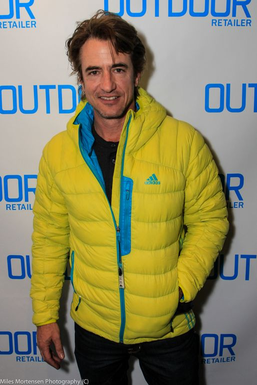 Dermot Mulroney at Sundance film festival 2013 rare the grey family stone star hot sexy rare